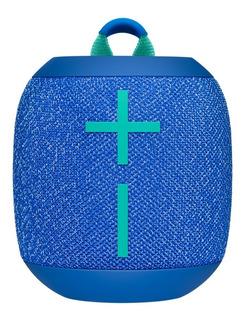 Parlante Bluetooth Logitech Ue Wonderboom 2 Azul Xellers