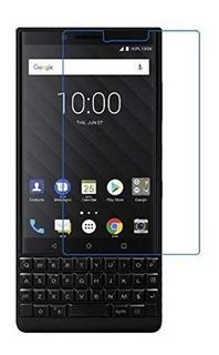 Capa Tpu + Película Blackberry Key2 Keytwo (tpu/plastica)