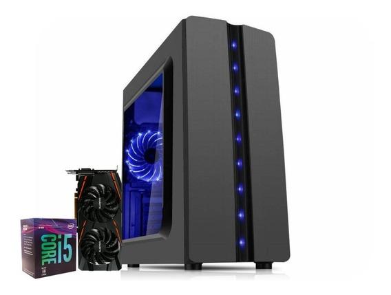Pc Gamer, Intel I5 7400, Rx 570 8gb, Ram 8gb Ddr4, Hd 1tb