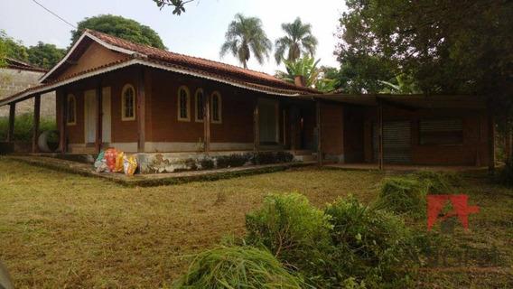 Chácara Com 3 Dormitórios À Venda, 900 M² Por R$ 280.000,00 - Arara Dos Pereiras - Bragança Paulista/sp - Ch0188