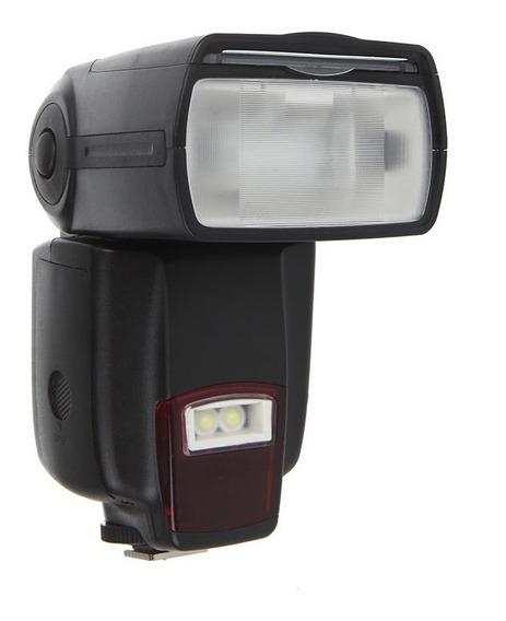 Wansen Ws-560 Speedlite De Flash Universal Para Nikon