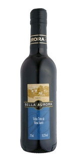 Vinho Tinto Suave Isabel/bordô 375ml - Bella Aurora
