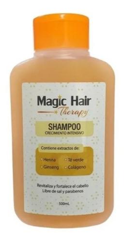 Shampoo Crecimiento Intensivo Magic Hair - mL a $74