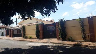 Casa De 03 Dormitórios Á Venda - Residencial Furlan Em Sta. Bárbara Do Oeste - Ca0417