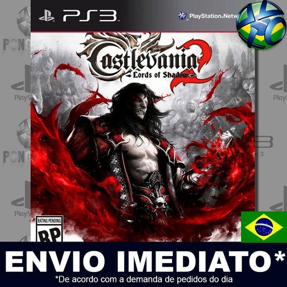 Castlevania Lords Of Shadow 2 Ps3 Psn Legendas Português Br