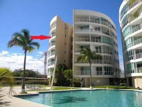 El Table. Torres Huitzilin. Bonito Departamento En Renta De 2 Recámaras Amplio Con Vista Panorámica. Cancún Quintana Roo