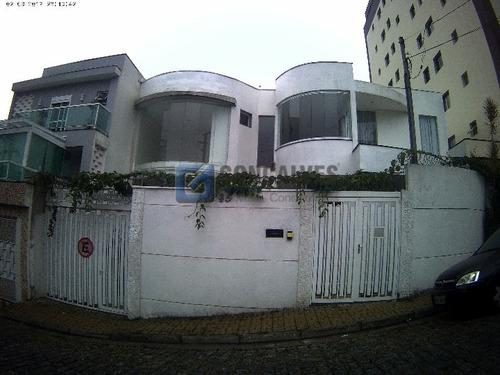 Imagem 1 de 2 de Venda Sobrado Sao Bernardo Do Campo Santa Terezinha Ref: 141 - 1033-1-141847