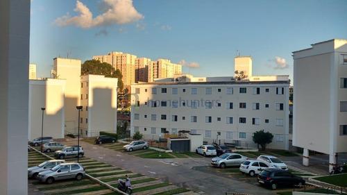 Apartamento Com 2 Dormitórios À Venda, 48 M² Por R$ 205.000,00 - Vila Industrial - Campinas/sp - Ap6166