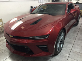 Chevrolet Camaro 6.2 Coupe Ss V8 Gp