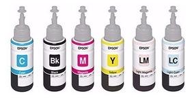 Refil Tinta Original Epson 673 Para L1800;l800;l810;l850