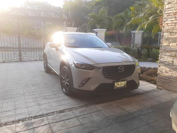 Mazda, Cx-3 Gran Touring, En Excelentes Condiciones.