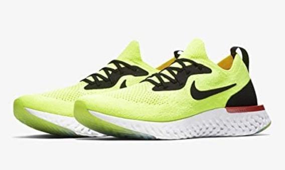 Zapatillas De Running Hombre Nike Epic React Flyknit