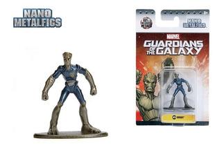 Groot Mv50 Marvel Nano Jada Metal Die Cast Playking