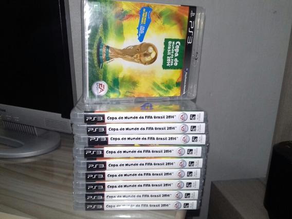 Coleção 10 Jogos De Ps3 Novos