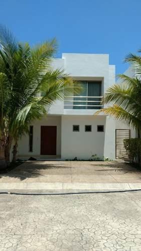 Casa Renta En Residencial Artes Cancun Poligono Sur Cancun