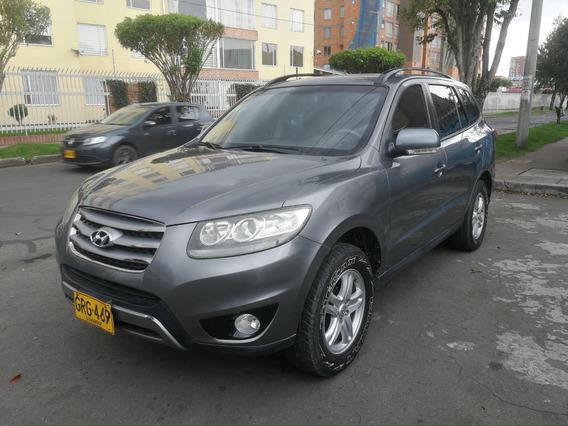 Hyundai Santa Fe Gl Mt2400cc Plata Titanium Aa Ab Dh 4x4