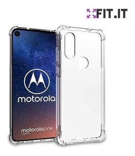 Funda Motorola One Vision One Action One Macro Antishok Case