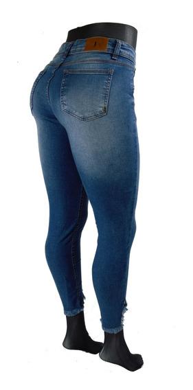 Calça Jeans Zoomp Feminina Skinny-uni000671-universizeplus