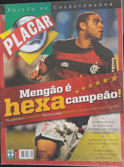 Revista Placar - Mengão É Hexa Campeão