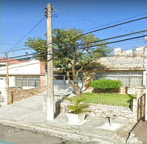 Imagem 1 de 15 de Casa Com 3 Quartos E Edícula À Venda, 186 M² Por R$ 800.000, Vila Rosália  - Guarulhos/sp - 19470