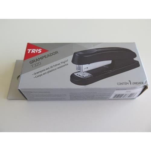 Engrampadora Tris T320 26/6 P/20h