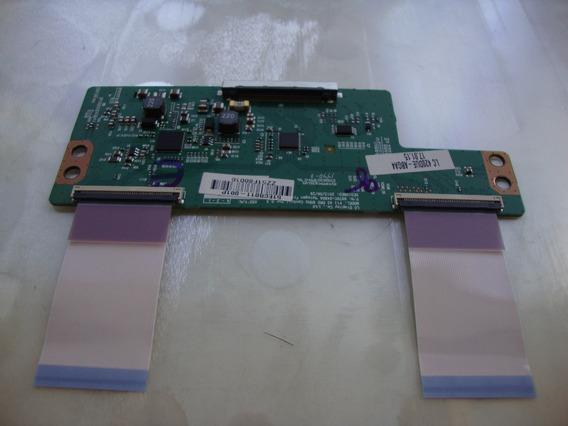 Placa T-con + Cabo Flat Tv Lg 42lb5500 42lb5600 42lb5800