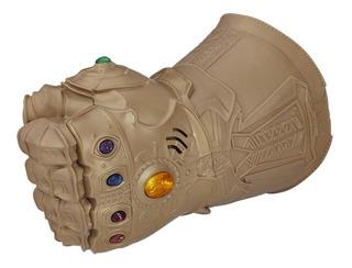 Guante De Thanos Eletronico Avengers Infinity Wars Hasbro