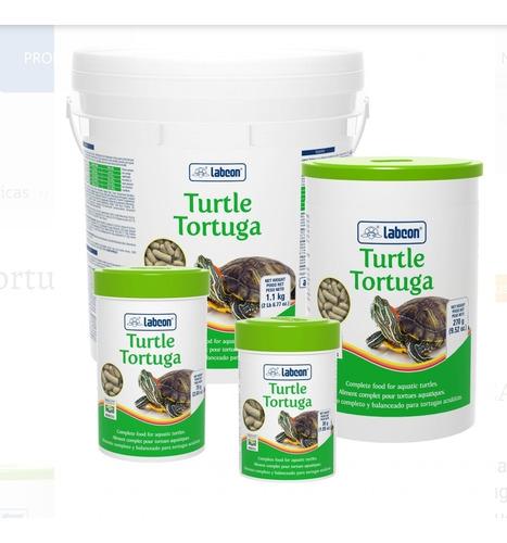 Alimento Tortugas De Agua Reptolife 1.100 Kg Labcon Brasil