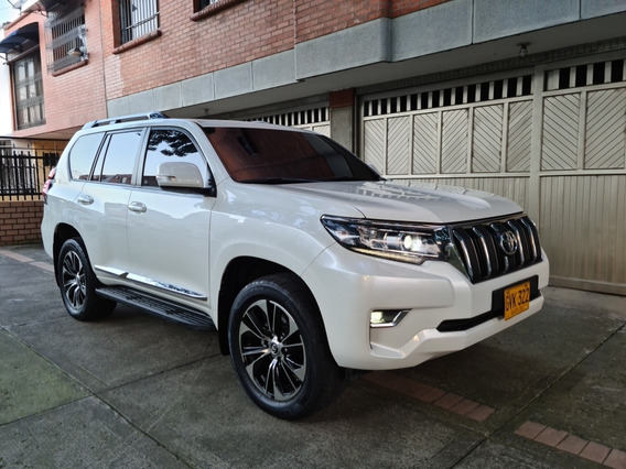 Toyota Prado 2020 3.0 Tx-l Fl