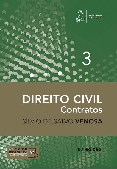 Direito Civil - Contratos - Volume 3