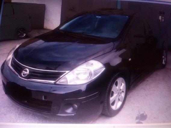 Nissan Tiida 2011 1.8 Sl Flex Aut. 5p