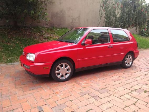 Volkswagen Golf Gti 1995, Excelente Estado