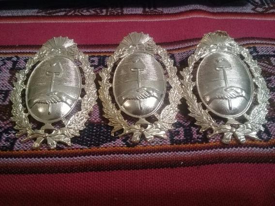 Escudo Gorra Sub Oficial Pf (dorada)