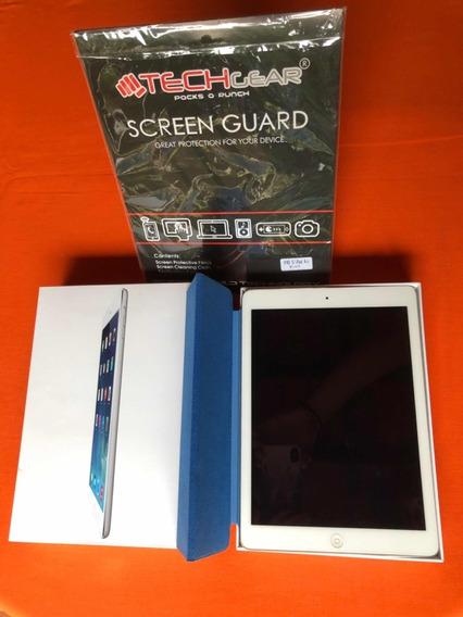 iPad Air - Prata/branco - 32 Gb + Acessórios