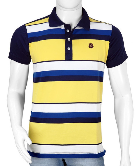 Camisa Gola Polo Masculina | Kit Com 3 Unidades | Promoção