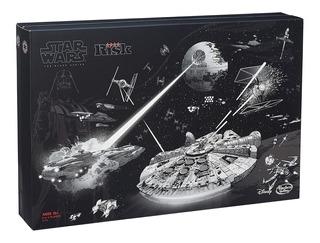 Star Wars Risk Edicion Black Juego De Mesa Hasbro