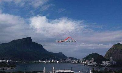 Flat Residencial Para Locação, Leblon, Rio De Janeiro. - Fl0022
