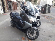 Scooter Bmw Gt 650 2014
