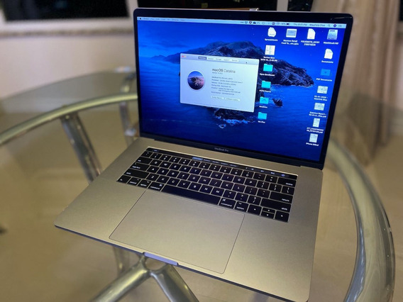 Macbook Pro 15 - I7 2,9 Ghz - 16gb - 512gb Ssd - Touch Bar