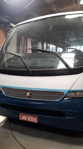 Mercedes Benz  O 814 Marcopolo Senior