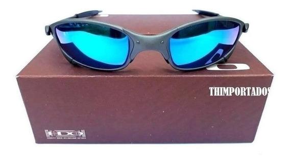 Óculos Oakley Juliet Squared 24k Double Xx Penny Mars