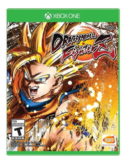Dragon Ball Fighterz Xbox One Español Nuevo Sellado + Envio