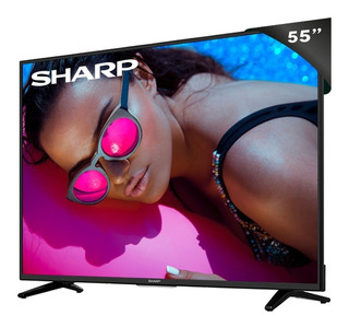 Televisión Led Sharp 55