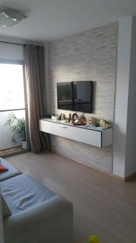 Apartamento Residencial À Venda, Tatuapé, São Paulo. - Ap5462