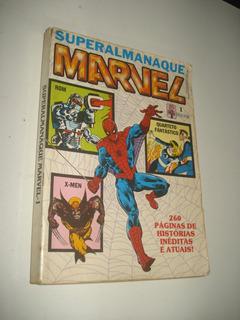 Superalmanaque Marvel Nº 1 Abril