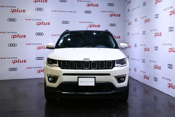 Jeep Compass Limited Premium 4x2 2018