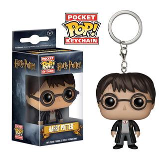 Llavero Funko Pop Harry Potter - Harry Potter Colección