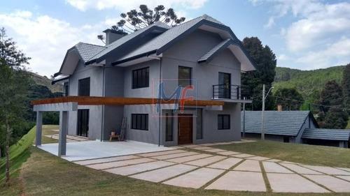 Imagem 1 de 18 de Ref 10.576 Casa Nova No Condomínio Recanto Do Sol, Com 4 Suítes Sendo 1 Master Com Hidro, 4 Vagas, 314 M² A.c. , 1200 M² Terreno. - 10576