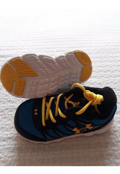 zapatos under armour azules quito