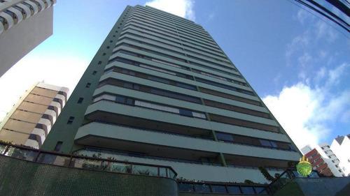 Apartamento À Venda, 152 M² Por R$ 860.000,00 - Pituba - Salvador/ba - Ap1054